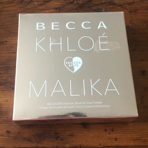 Becca BFFs Khloe & Malika Cheek Palette
